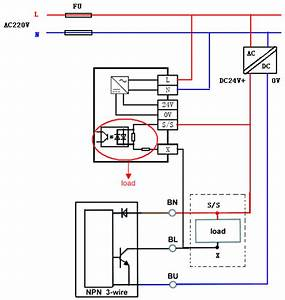 How To Connect Npn  Pnp Proximity Sensor To Plc