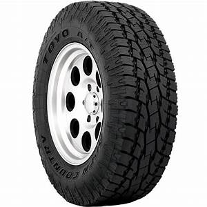 lt265 70r17 toyo open country a t ii all terrain tire With white letter off road tires