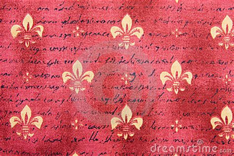 textile background  fleur de lis royalty  stock