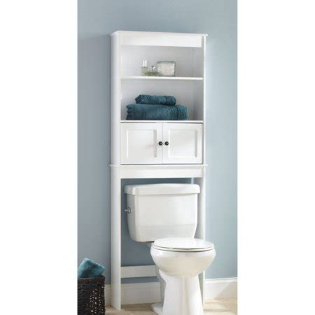 White Space Saver Bathroom Cabinet by Chapter Bathroom Space Saver White Walmart