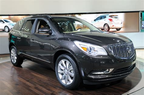 Best Deals On Buick Enclave by 2013 Buick Enclave Does A Slightly Different Song And