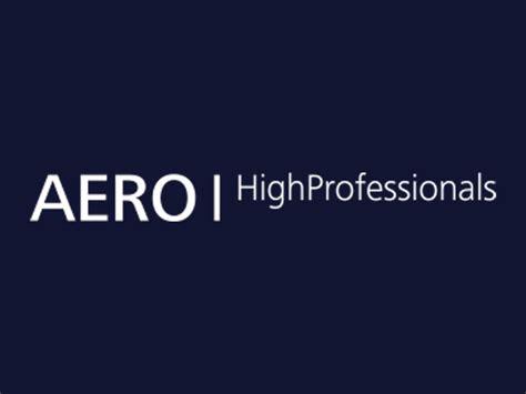 Aero Highprofessionals  Ihr Partner Für Die Besten Jobs