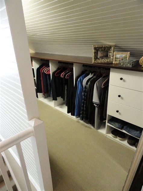 clever attic storage ideas  owner builder network