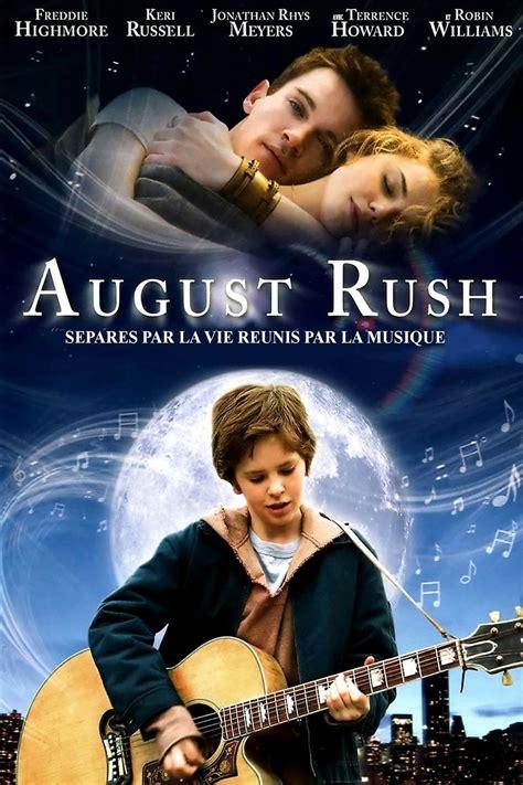 august rush  film  vf