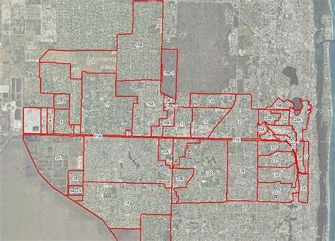 palm beach county    flood maps afterall jlc  drainage