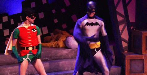 Joe Walker Batman And Robin Nick Lang I Ship It Holy