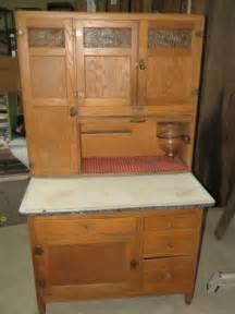 how to antique oak kitchen cabinets antique seller s oak kitchen cabinet flour bin sugar jar 8493