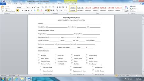 i have a word document how do i get that form in word