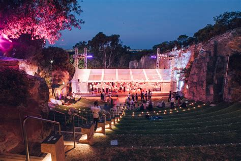 quarry amphitheatre ultimo catering events