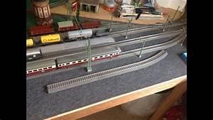 My M U00e4rklin Layout  H0  1-2-2015 - New Track Siding