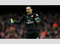 Arsenal's David Ospina Colombia had an even better save