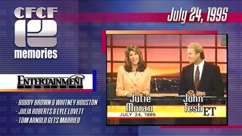 1995-07-24 - Entertainment Tonight (ET) with John Tesh ...