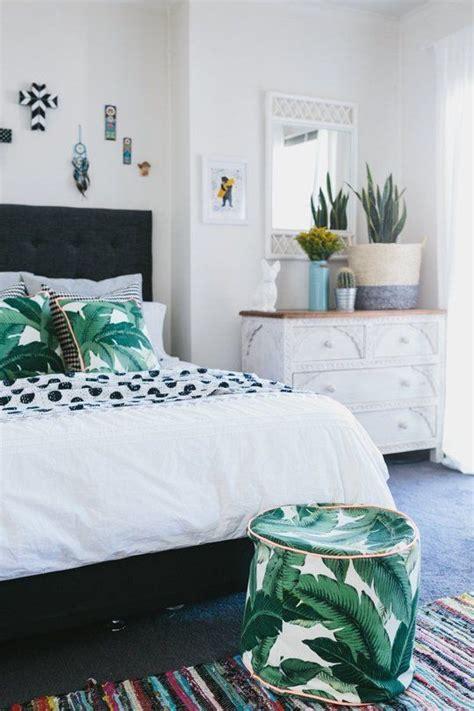 tropical bedroom decor ideas  pinterest