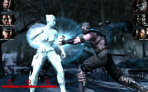mortal kombat android mortal kombat x for android released in play