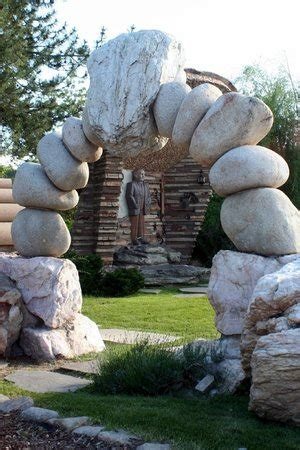 arch picture of gilgal gardens salt lake city