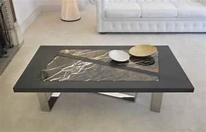contemporary marble coffee table simply elegant all With dark marble coffee table