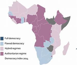 Sub-Saharan Africa: politically more stable, but still ...