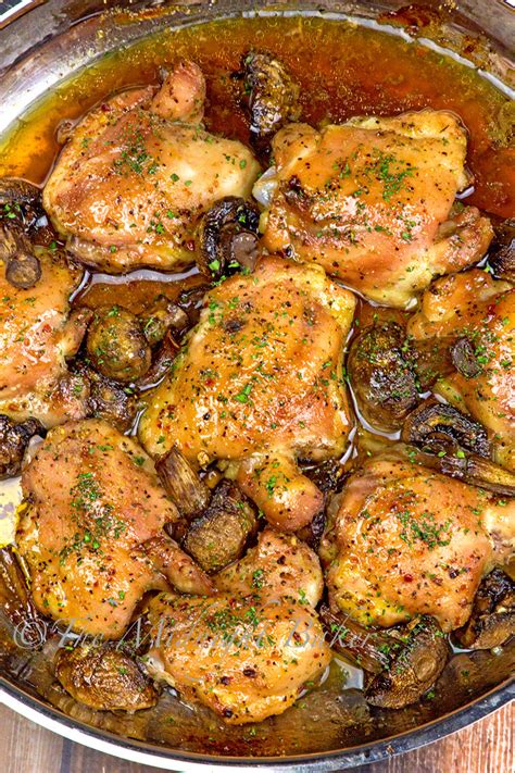 chicke dishes 3 ingredient italian chicken the midnight baker