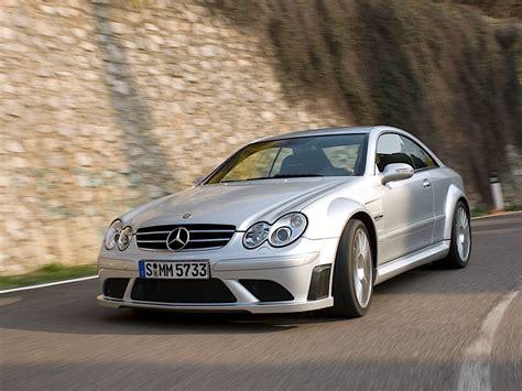 Mercedes Benz Clk 63 Amg Black Series (c209) Specs