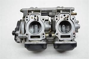 03 Kawasaki Prairie 650 Carburetor Carb