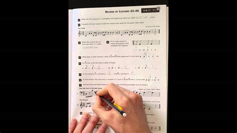 They add volume to music and they also create the fundamental movement that creates music. Alfred S Essentials Of Music Theory Unit 11 Review