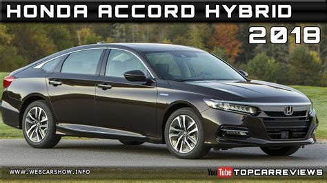 2018 Honda Accord Hybrid Release Date by 2018 Honda Accord Hybrid Review Rendered Price Specs