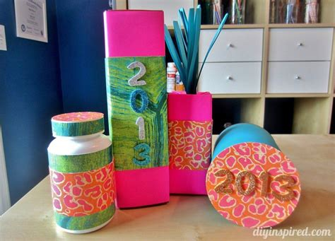 Kids Craft Ideas New Year's Noise Makers  Diy Inspired