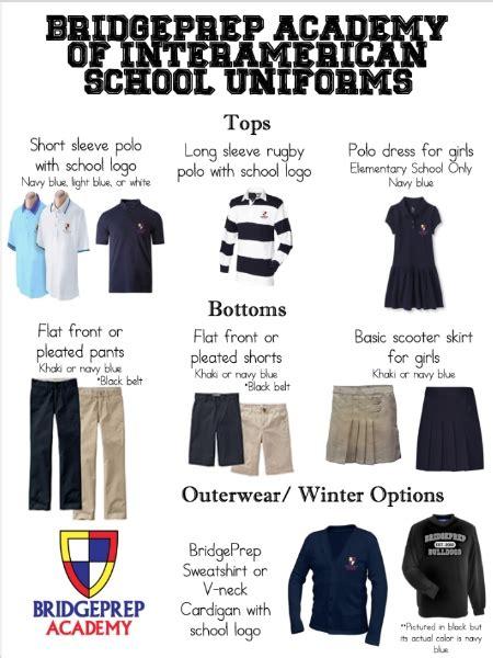 bridgeprep uniforms news announcements bridgeprep academy