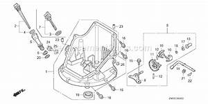 Honda Gcv160a Parts List And Diagram
