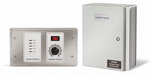 Infrared Electric Heater Controls  U2013 Solid State Control Packages  U2013 Infratech
