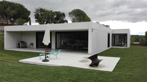 casa de hormigon as 237 es por dentro y por fuera una casa prefabricada de