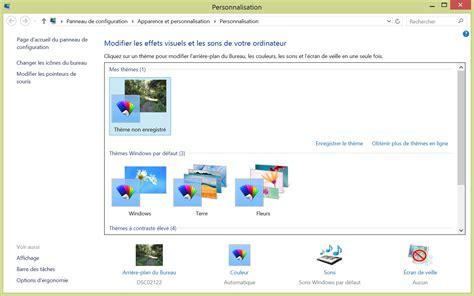 bureau windows 7 sur windows 8 le problème des caractères trop petits sous windows le