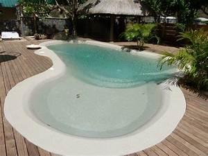 les 25 meilleures idees de la categorie piscine lagon sur With wonderful plage piscine pierre naturelle 7 les piscines de forme libre