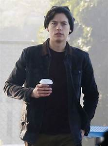 COLE SPROUSE RIVERDALE JUGHEAD JONES BLACK JACKET ...