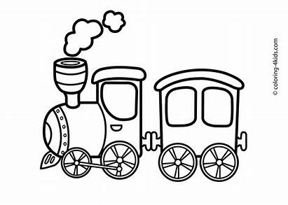 Transportation Coloring Pages Printable Chainimage