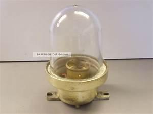 Lampe Mit Glasfuß : schiffslampe messing wandlampe bootslampe lampe mit glas bunkerlampe ~ Indierocktalk.com Haus und Dekorationen