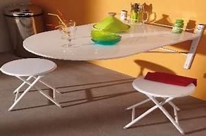 Table Cuisine Petit Espace : attrayant table de cuisine pour petit espace 0 petites tables de cuisine en 14 mod232les ~ Teatrodelosmanantiales.com Idées de Décoration
