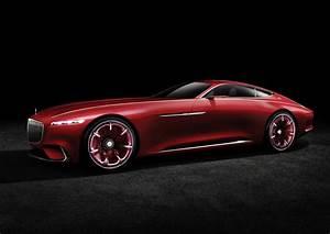 Mercedes 6 6 : vision mercedes maybach 6 has finally debuted ~ Medecine-chirurgie-esthetiques.com Avis de Voitures