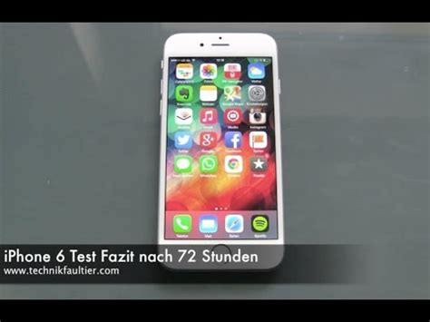 free iphone 6 test and keep iphone 6 test fazit nach 72 stunden