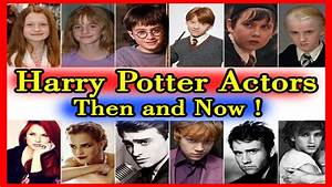 Pictures Of Harry Potter Characters Through The Years ...