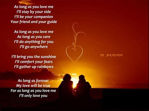 poems for 25 doting love poems picshunger