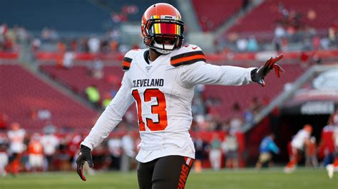 cleveland browns depth chart  preview