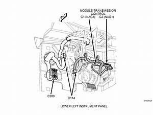 2004 Chrysler Sebring Fuse Box Diagram