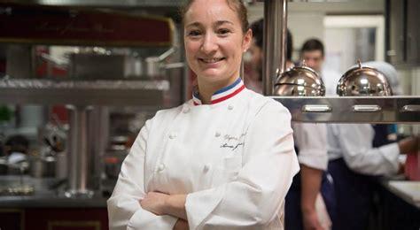les meilleurs ouvriers de cuisine rencontre avec virginie basselot cheffe étoilée à
