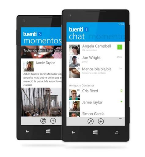 tuenti social messenger ya est 225 disponible para windows phone