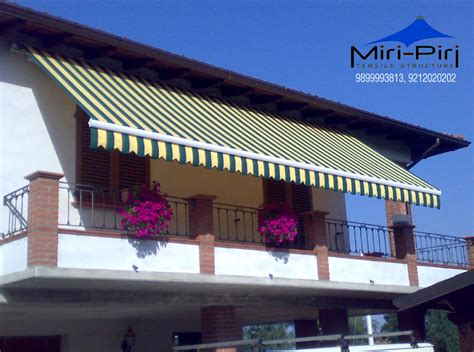 Best & Prominent Awning Manufacturers In Delhi