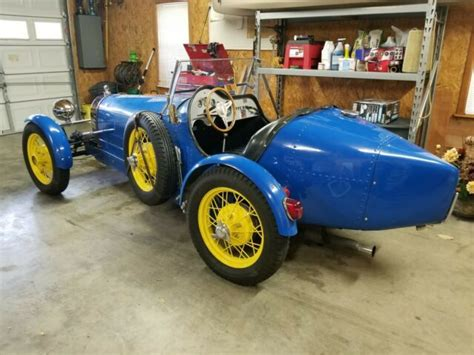 640 x 426 jpeg 59 кб. Type 35 Bugatti Speedster Roadster Replicar Nice! Hate to use the term (Kit car) for sale - Vw ...
