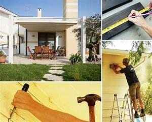 Construire Une Pergola En Bois : comment construire une pergola en bois comment construire ~ Premium-room.com Idées de Décoration