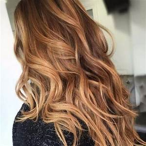 light caramel hair color on long hair | Beauty | Pinterest ...
