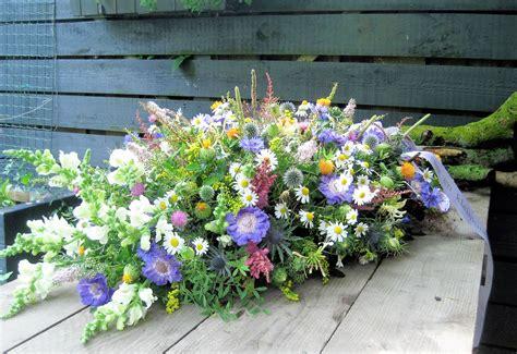 bos bloemen crematie bloemen bij een begrafenis of crematie